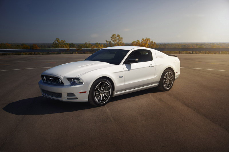 2014 Ford Mustang High Resolution Exterior - image 515481