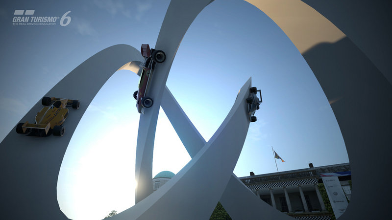 Gran Turismo 6 Will Feature Goodwood Hill Climb Track Screenshots / Gameplay - image 514667