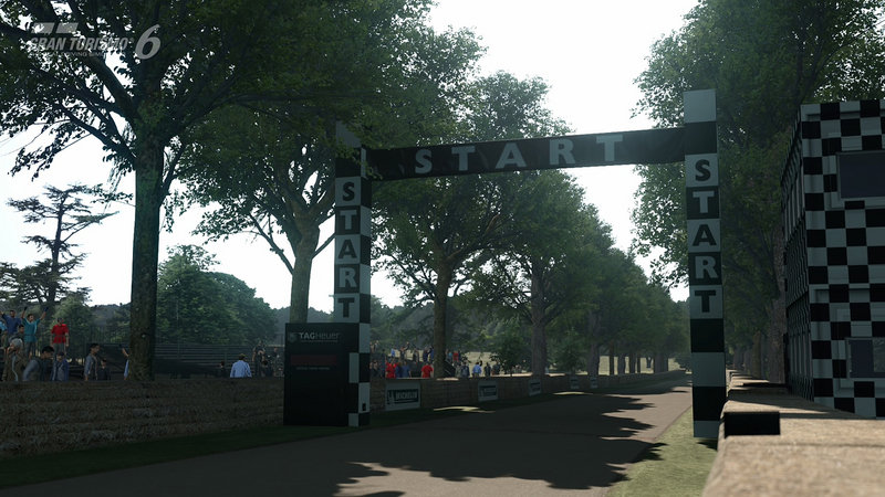 Gran Turismo 6 Will Feature Goodwood Hill Climb Track Screenshots / Gameplay - image 514668