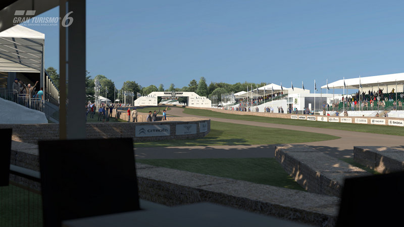Gran Turismo 6 Will Feature Goodwood Hill Climb Track Screenshots / Gameplay - image 514666