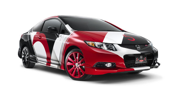 2013 honda civic si coupe by maroon 5 review top speed. Black Bedroom Furniture Sets. Home Design Ideas