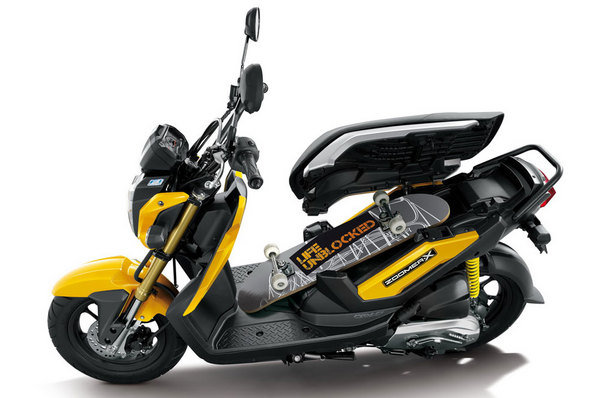 2013 honda zoomer motorcycle review top speed. Black Bedroom Furniture Sets. Home Design Ideas