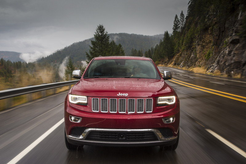 2014 Jeep Grand Cherokee High Resolution Exterior - image 513919