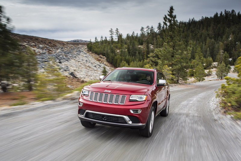 2014 Jeep Grand Cherokee High Resolution Exterior - image 513920