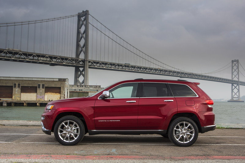 2014 Jeep Grand Cherokee High Resolution Exterior - image 513921