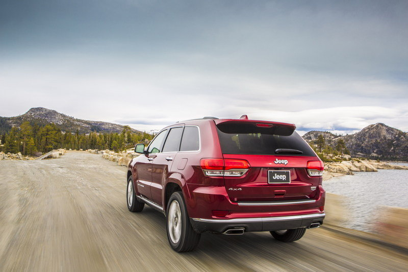 2014 Jeep Grand Cherokee High Resolution Exterior - image 513922