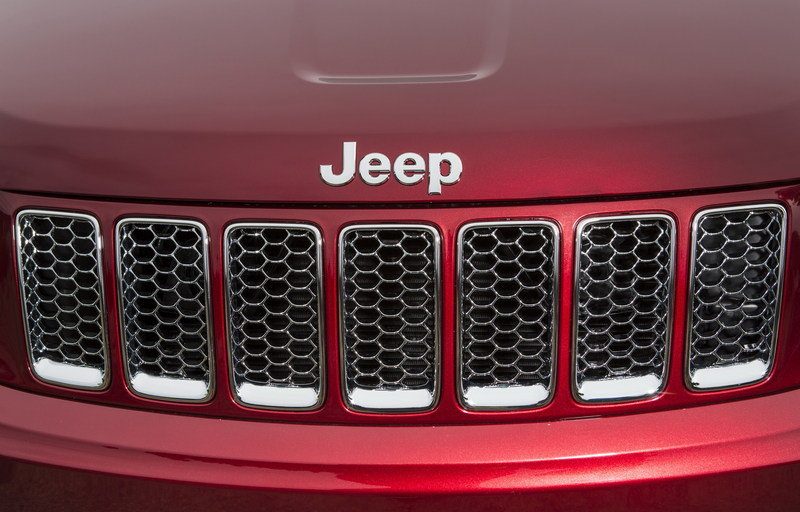 2014 Jeep Grand Cherokee High Resolution Emblems and Logo Exterior - image 513925