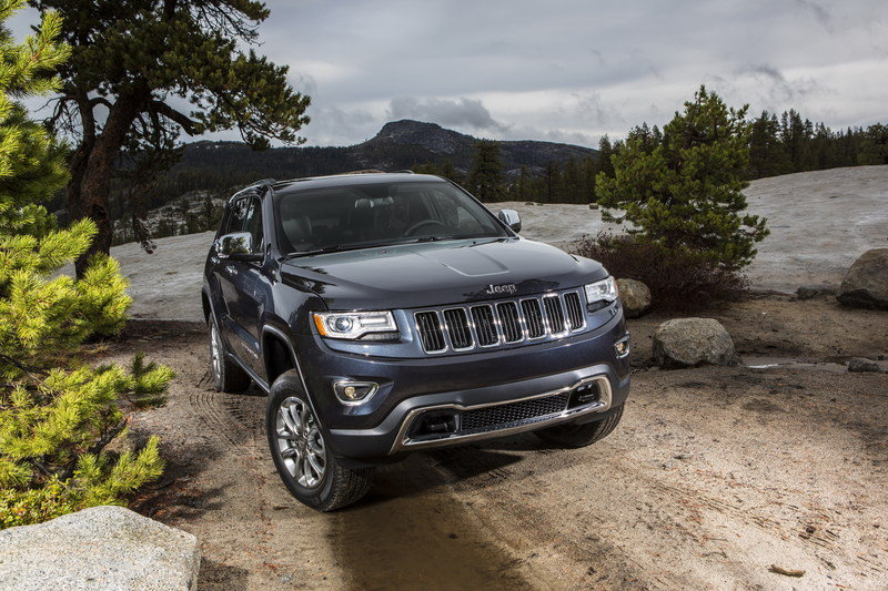 2014 Jeep Grand Cherokee High Resolution Exterior - image 513927