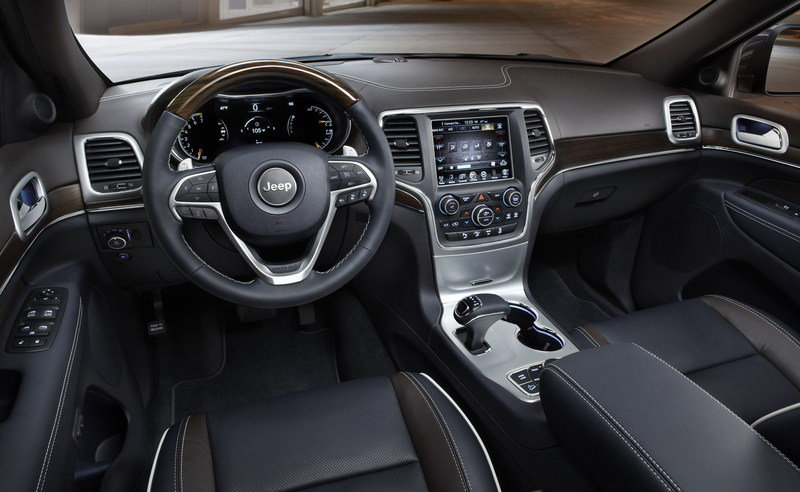 2014 Jeep Grand Cherokee High Resolution Interior - image 513941