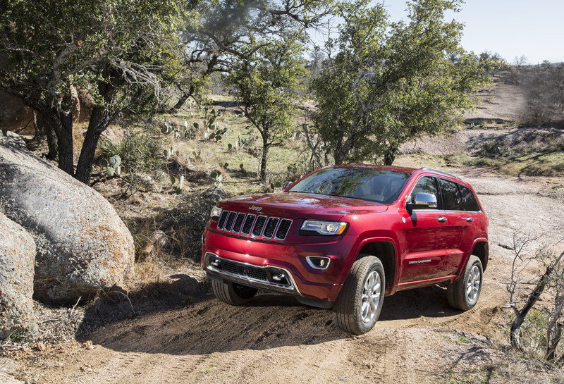 2014 Jeep Grand Cherokee High Resolution Exterior - image 513945