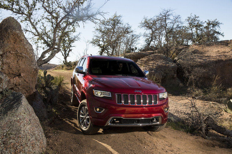 2014 Jeep Grand Cherokee High Resolution Exterior - image 513946