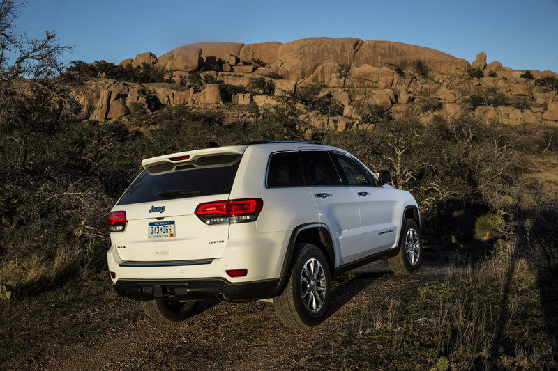 2014 Jeep Grand Cherokee High Resolution Exterior - image 513952