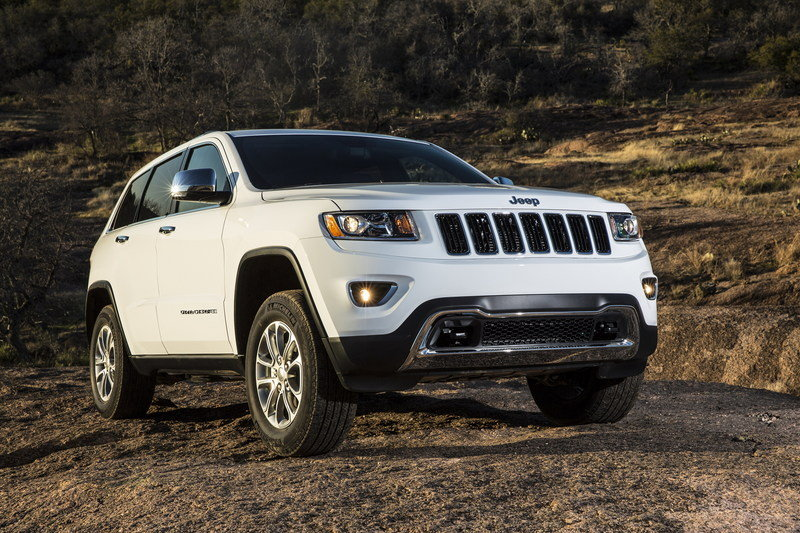 2014 Jeep Grand Cherokee High Resolution Exterior - image 513953