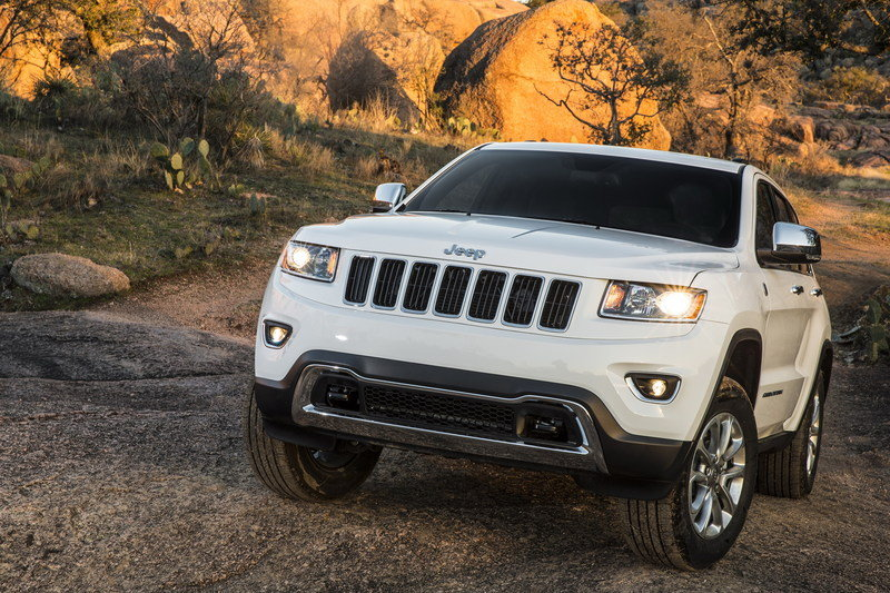 2014 Jeep Grand Cherokee High Resolution Exterior - image 513963