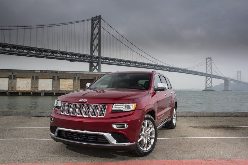 2014 Jeep Grand Cherokee High Resolution Exterior - image 513914