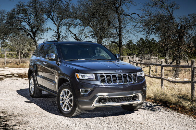 2014 Jeep Grand Cherokee High Resolution Exterior - image 513982