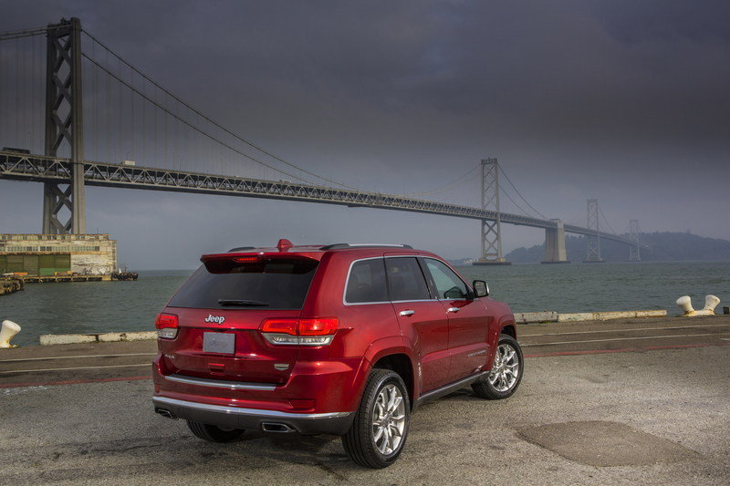 2014 Jeep Grand Cherokee High Resolution Exterior - image 513916