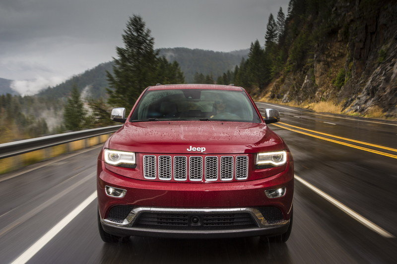 2014 Jeep Grand Cherokee High Resolution Exterior - image 513918