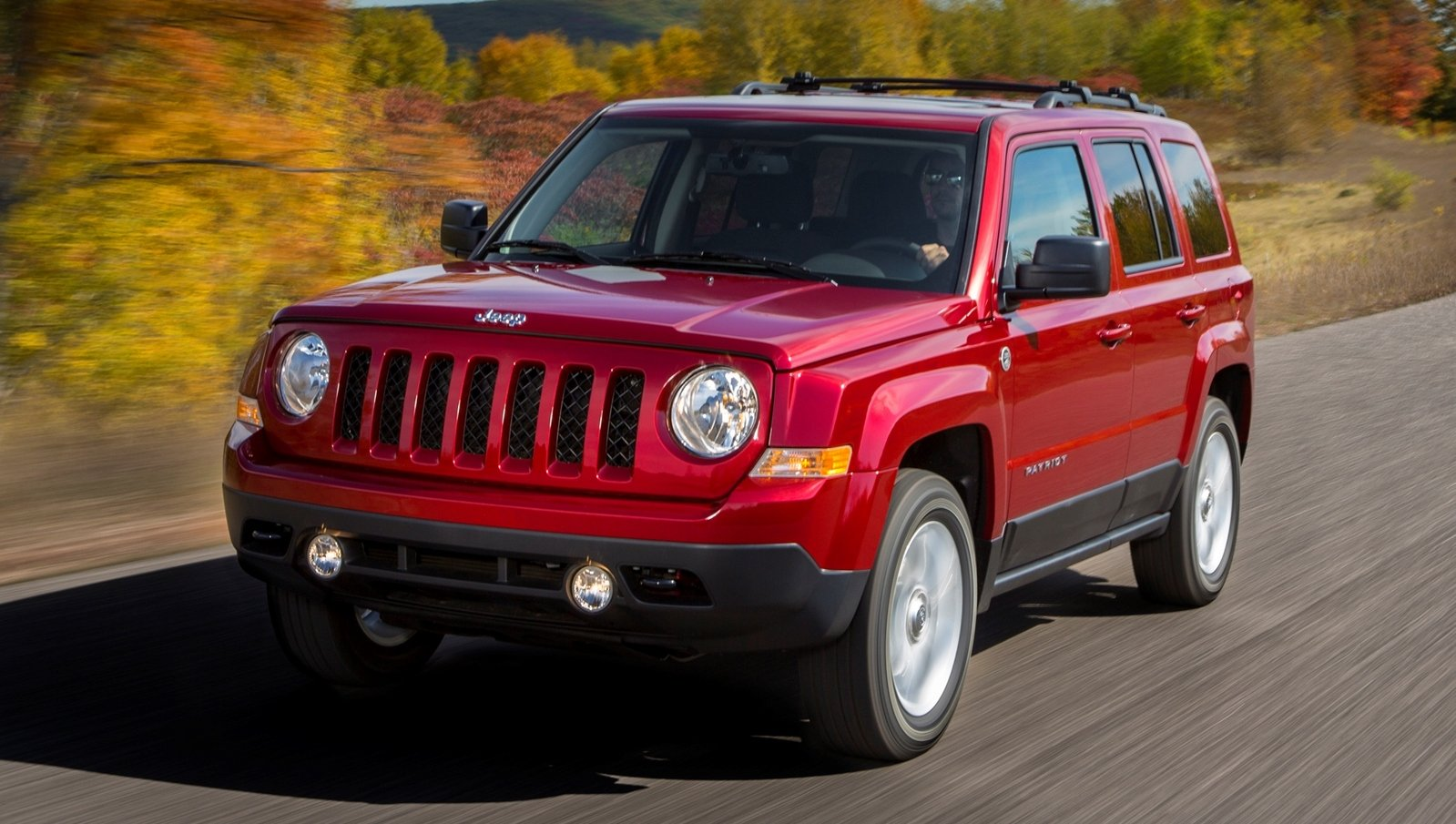 2014 Jeep Patriot | Top Speed