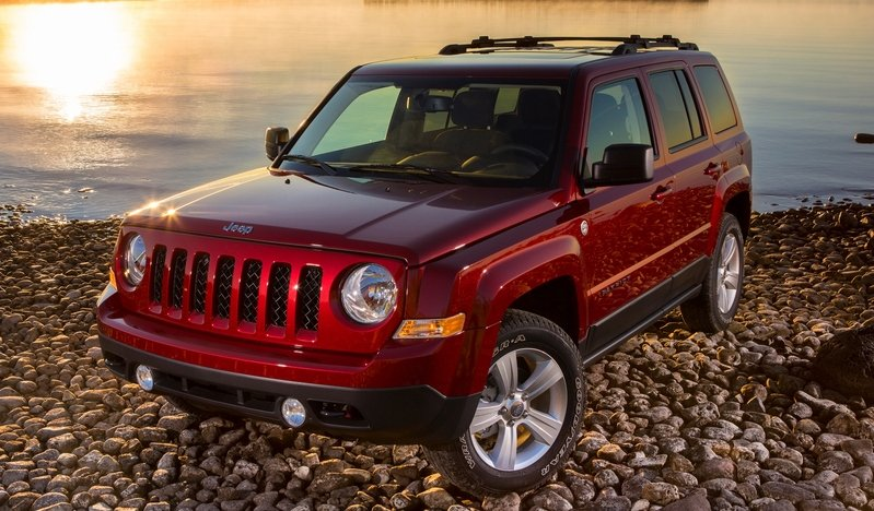 2014 Jeep Patriot High Resolution Exterior - image 514006
