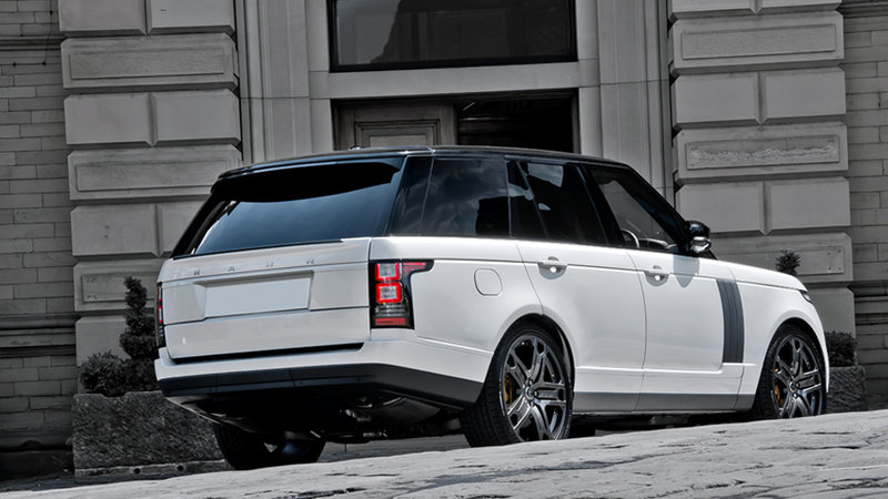 2013 Land Rover Range Rover Vogue Signature Edition by Kahn Design