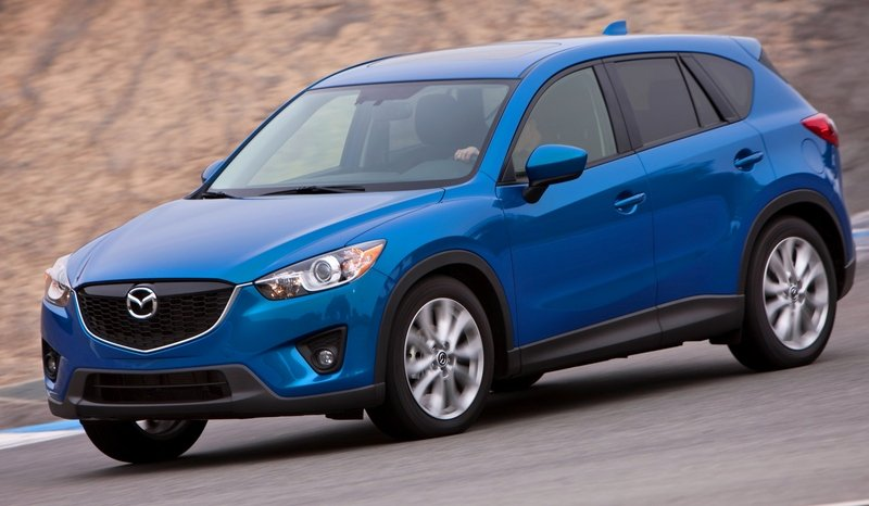 2014 Mazda CX-5 High Resolution Exterior - image 517307