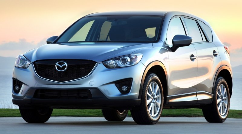 2014 Mazda CX-5 High Resolution Exterior - image 517322