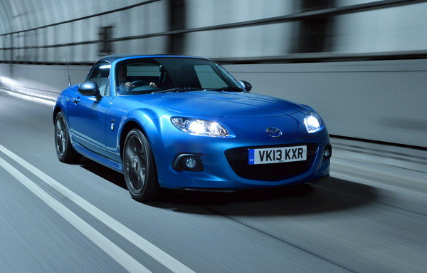 2013 mazda mx 5 sport graphite car review top speed. Black Bedroom Furniture Sets. Home Design Ideas