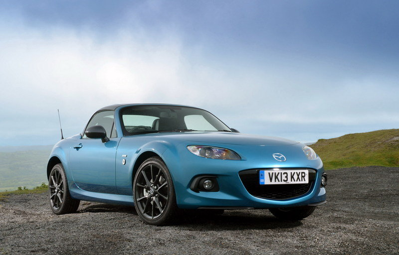 2013 Mazda MX-5 Sport Graphite High Resolution Exterior Wallpaper quality - image 514501