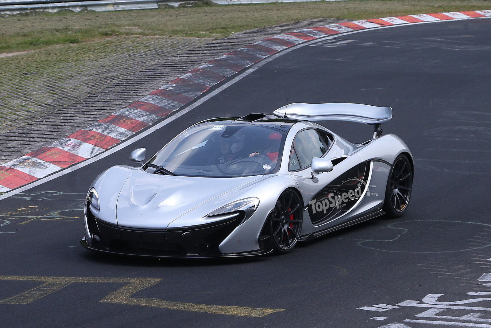 2015 Mclaren P1 Xp2r Top Speed