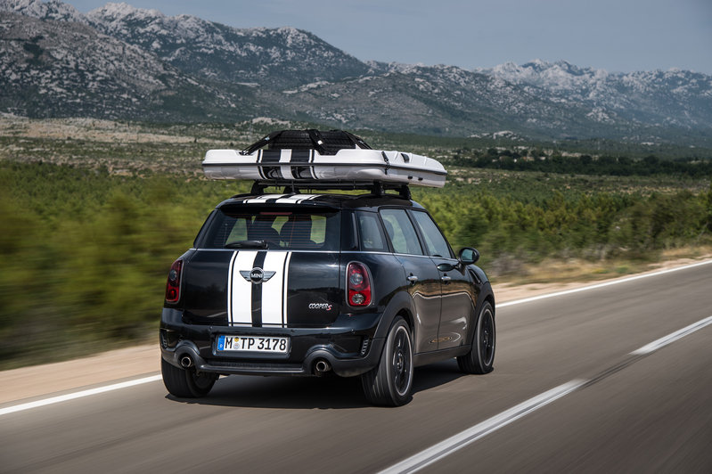 2013 Mini Countryman ALL4 Camp