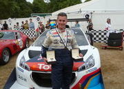 Peugeot 208 T16 Wins its Second Hill Climb of 2013 at Goodwood - image 515475