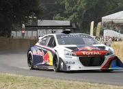 Peugeot 208 T16 Wins its Second Hill Climb of 2013 at Goodwood - image 515477
