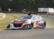 Peugeot 208 T16 Wins its Second Hill Climb of 2013 at Goodwood - image 515478