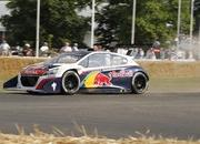 Peugeot 208 T16 Wins its Second Hill Climb of 2013 at Goodwood - image 515479