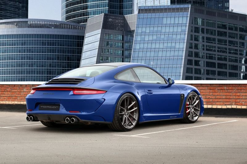 2013 Porsche 911 Carrera Stinger by TopCar High Resolution Exterior - image 513457