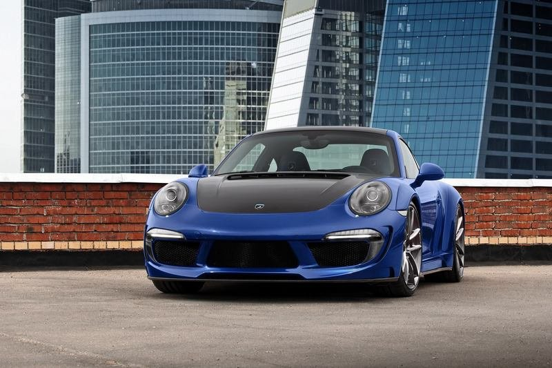 2013 Porsche 911 Carrera Stinger by TopCar High Resolution Exterior - image 513460