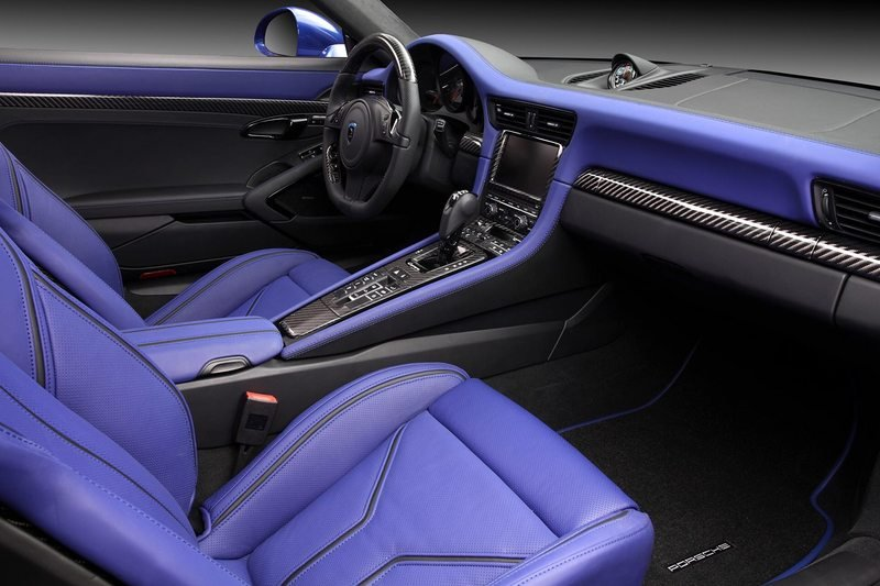 2013 Porsche 911 Carrera Stinger by TopCar Interior - image 513446