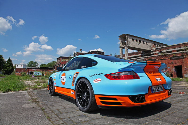 2014 Porsche 997 Turbo by Cam Shaft High Resolution Exterior - image 513840
