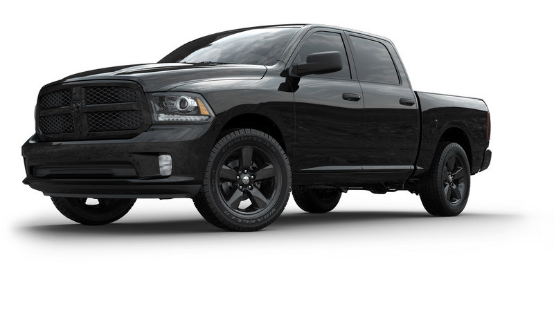 2014 RAM 1500 Black Express Edition High Resolution Exterior - image 514623
