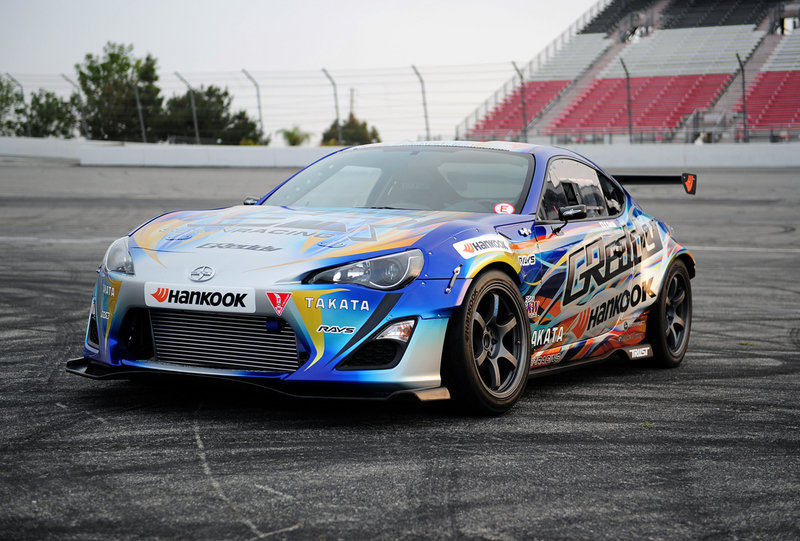 2013 Scion FR-S by Greddy Racing