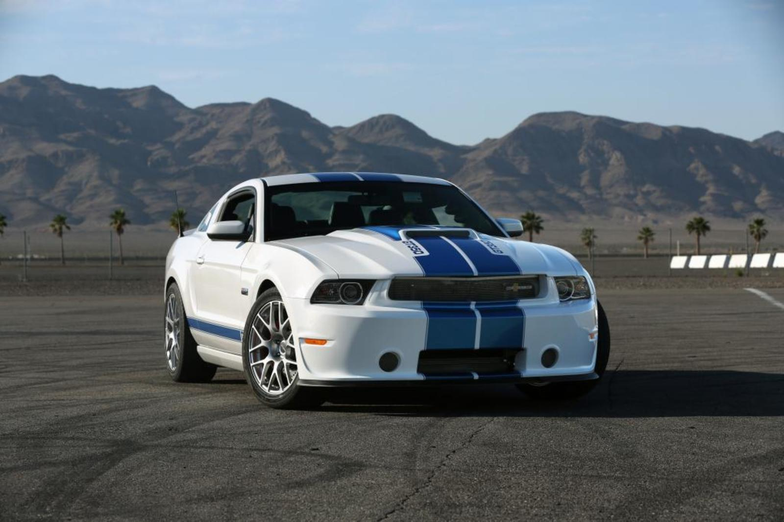 Shelby GT350 Gets The Axe At The End Of 2013 News - Top Speed