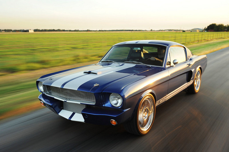2013 Shelby GT350CR by Classic Recreations High Resolution Exterior - image 513667