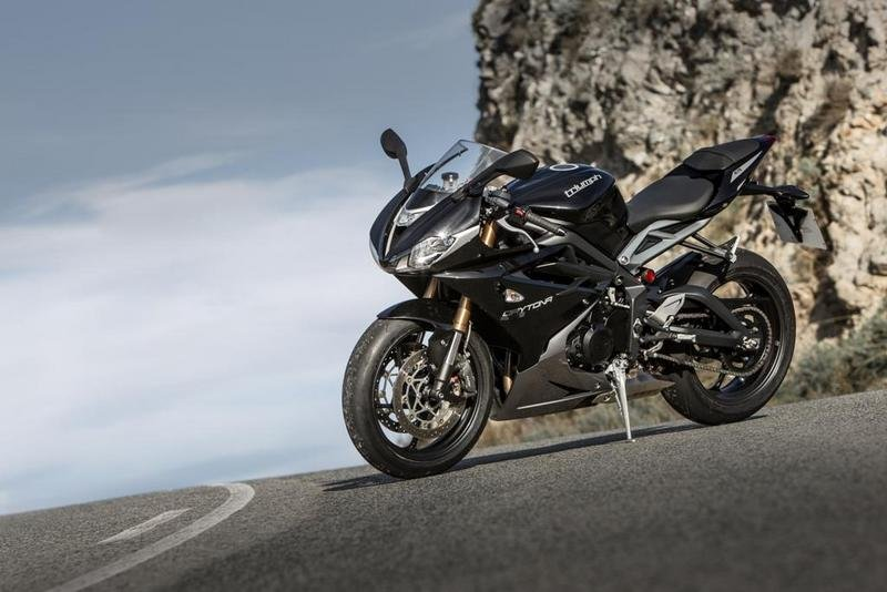 2013 Triumph Daytona 675 High Resolution Exterior - image 515179