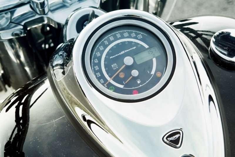 2013 Triumph Rocket Iii Touring Top Speed