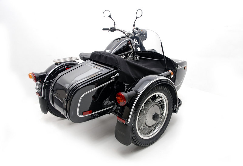 2013 Ural Retro High Resolution Exterior - image 515981