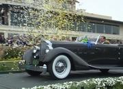"1934 Packard 1108 Twelve Dietrich Convertible Victoria Takes ""Best in Show"" at Pebble Beach - image 519293"