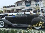 "1934 Packard 1108 Twelve Dietrich Convertible Victoria Takes ""Best in Show"" at Pebble Beach - image 519294"