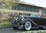 "1934 Packard 1108 Twelve Dietrich Convertible Victoria Takes ""Best in Show"" at Pebble Beach - image 519297"