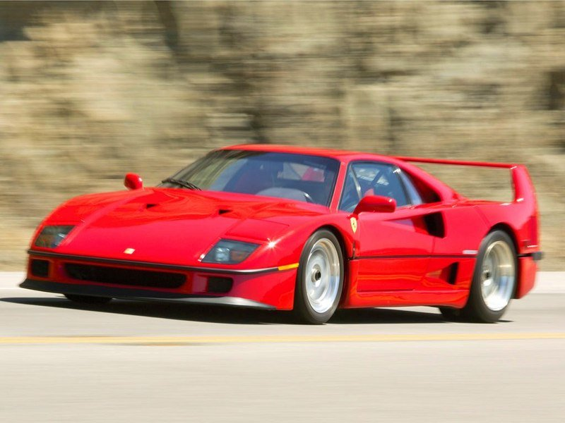 The 10 Best Ferraris Of All Time High Resolution Exterior - image 519609